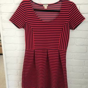 J. Crew Nautical dress
